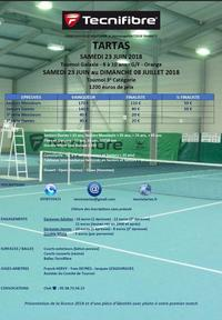 Tournoi tennis 23-6 au 8-7-18