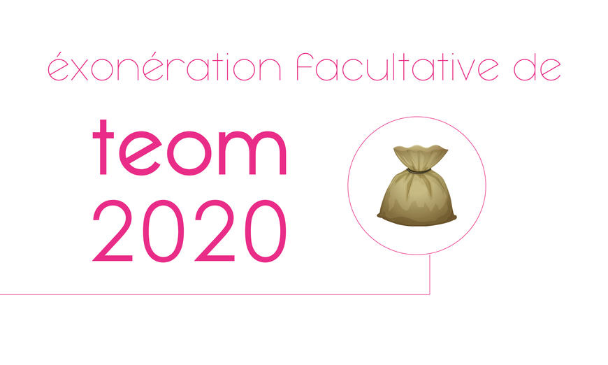 Exonération facultative de TEOM